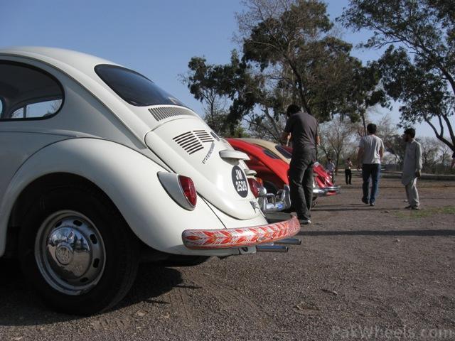 Volkswagen Club of Pakistan (VWCOP) - 216743
