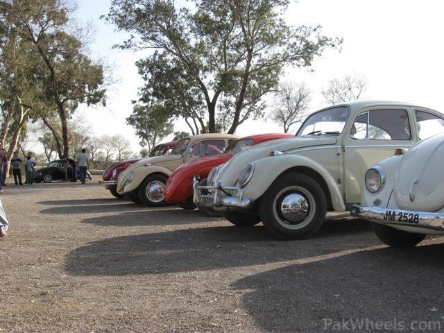Volkswagen Club of Pakistan (VWCOP) - 216744