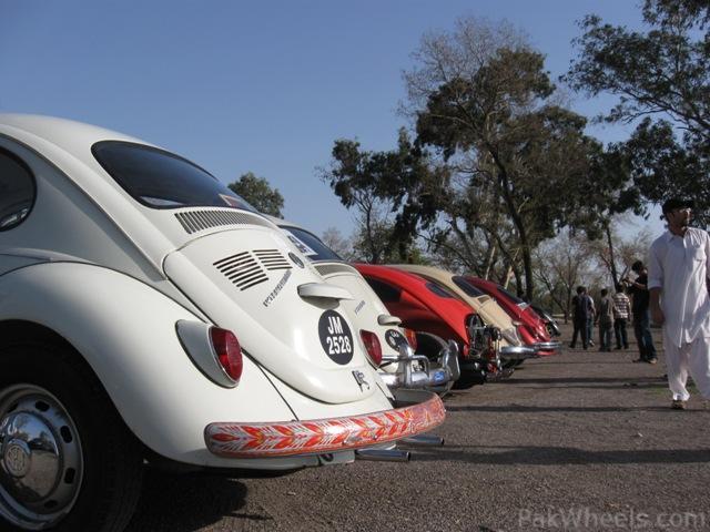 Volkswagen Club of Pakistan (VWCOP) - 216745