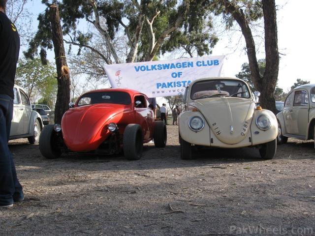 Volkswagen Club of Pakistan (VWCOP) - 216748