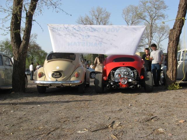 Volkswagen Club of Pakistan (VWCOP) - 216759