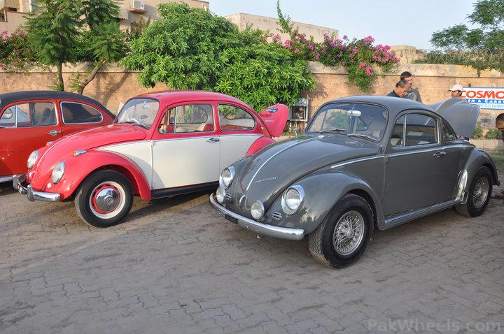 Volkswagen Club of Pakistan (VWCOP) - 252963