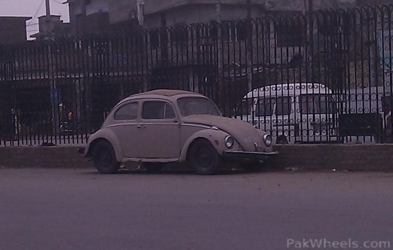 Volkswagen Club of Pakistan (VWCOP) - 300612