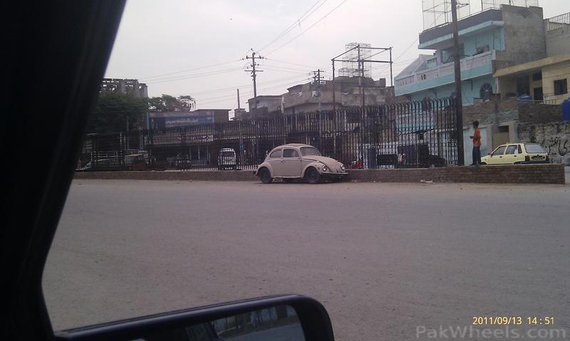 Volkswagen Club of Pakistan (VWCOP) - 300613
