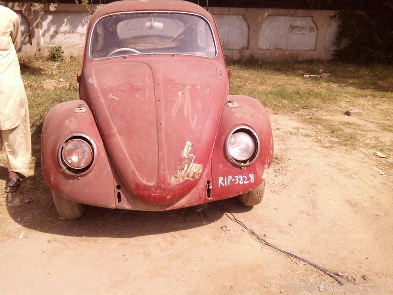 Volkswagen Club of Pakistan (VWCOP) - 310094