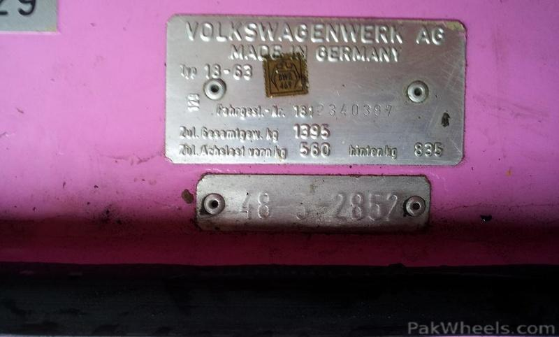 Volkswagen Club of Pakistan (VWCOP) - 374345