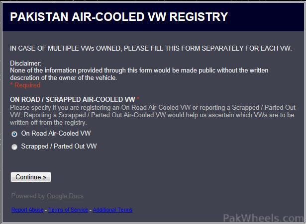 Volkswagen Club of Pakistan (VWCOP) - 393927