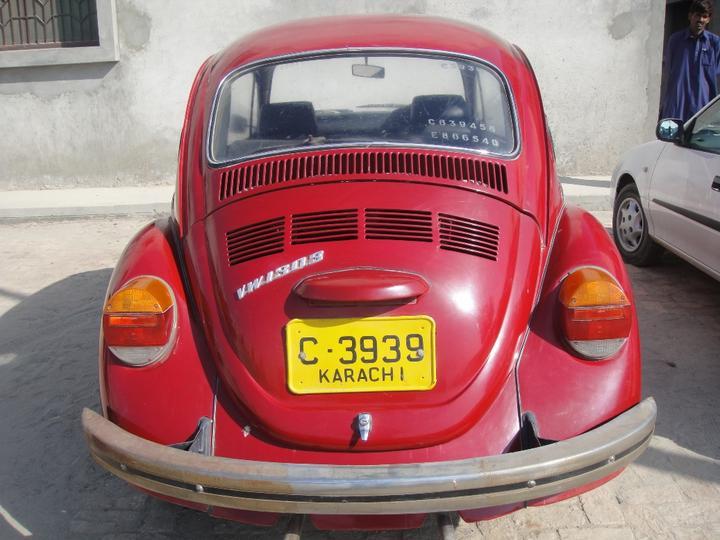 Volkswagen Club of Pakistan (VWCOP) - 7263