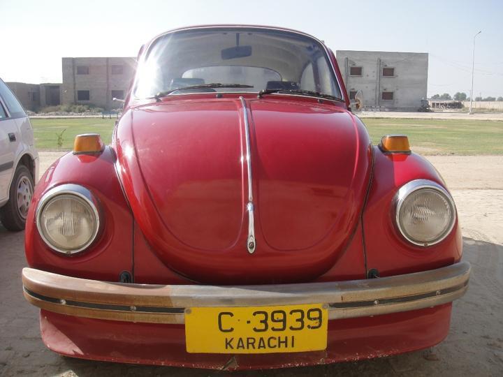 Volkswagen Club of Pakistan (VWCOP) - 7265