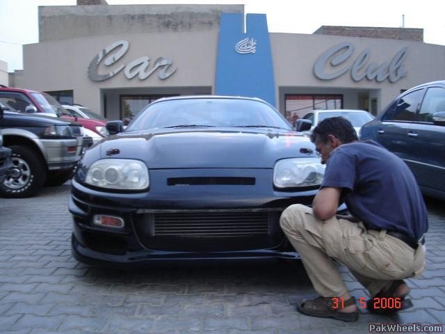 6ffad22cf9bb Supra in LAHORE - General Car Discussion - PakWheels Forums