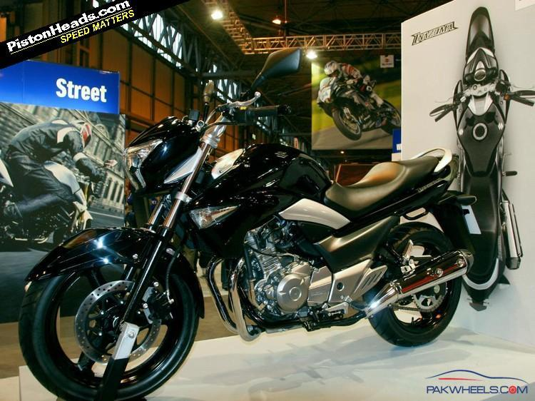 New Suzuki Bikes Price In Pakistan