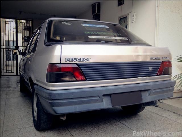 for sale: peugeot 309 gld '93 (lahore) - cars - pakwheels forums