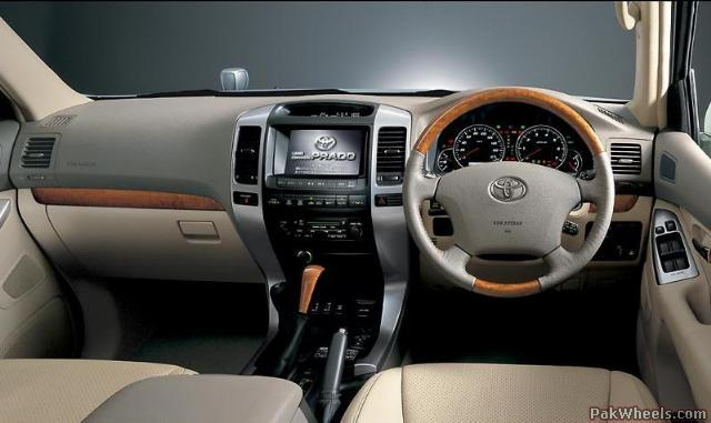 Toyota Land Cruiser Prado / Тойота Лэнд Крузер Прадо