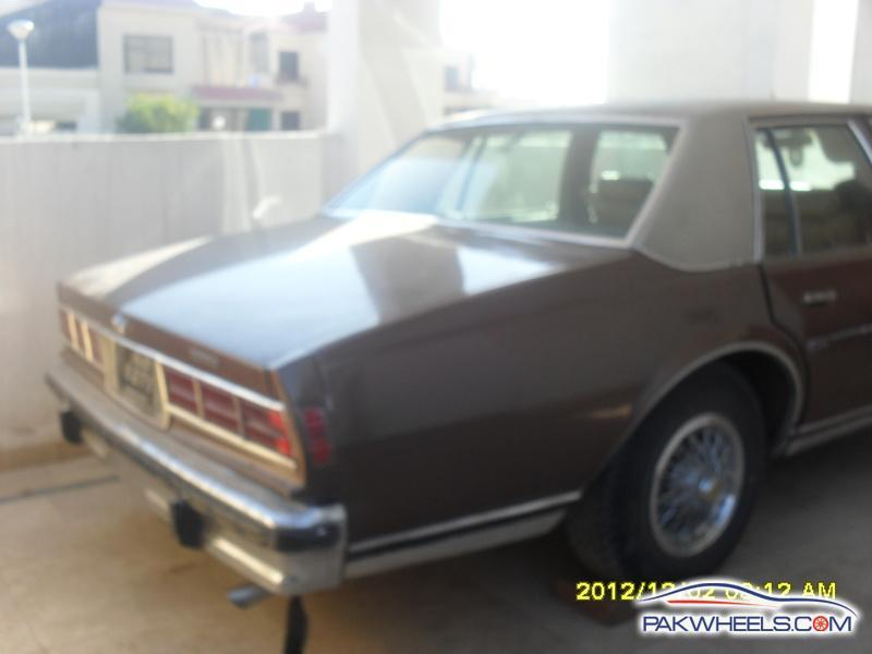 Chevy Impala Caprice 1978 D I Y Projects Pakwheels Forums