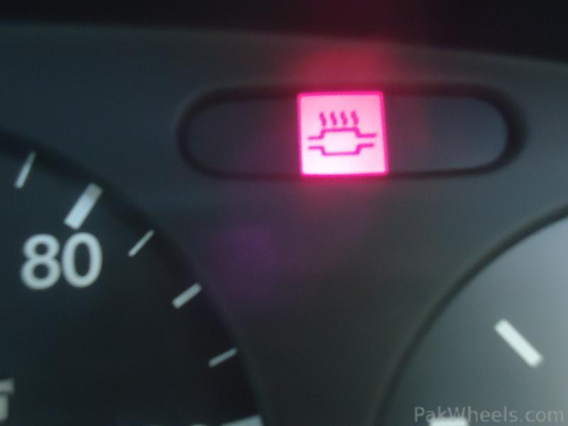 Any 1 Know About This Warning Light Symbol Mechanicalelectrical