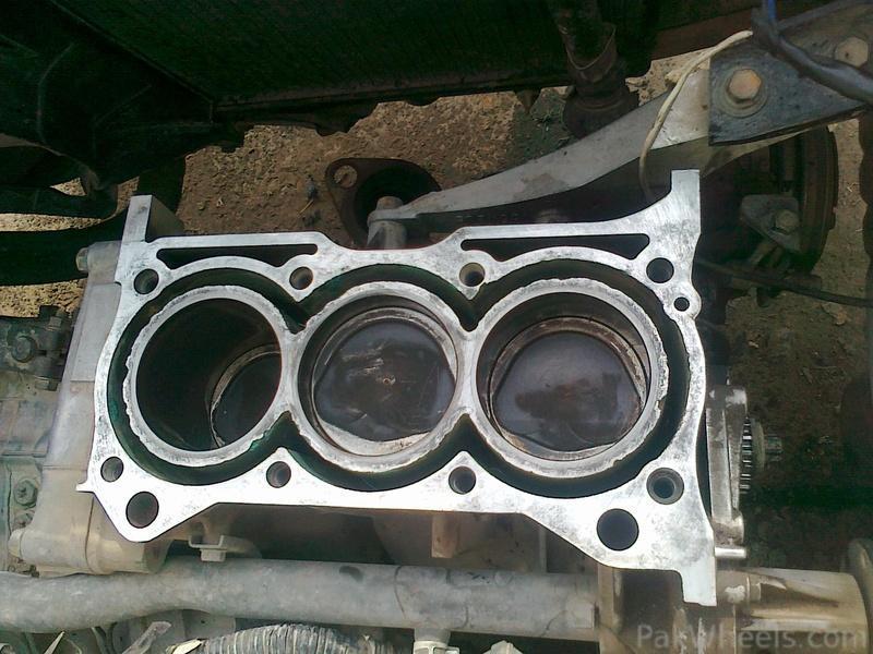 coolant damage the engine block? mechanical electrical pakwheels