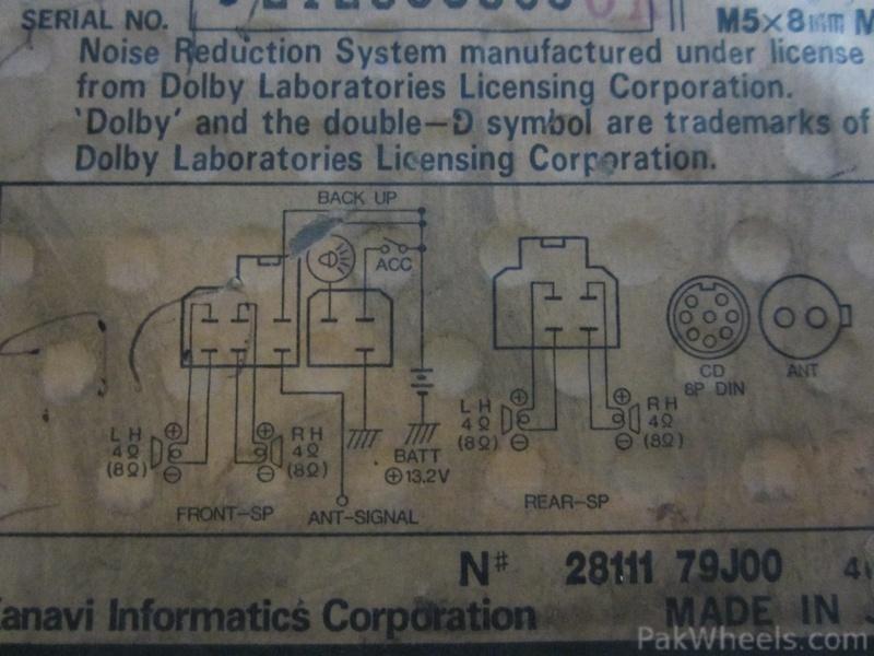 Mehran audio wiring help plz pakwheels forums