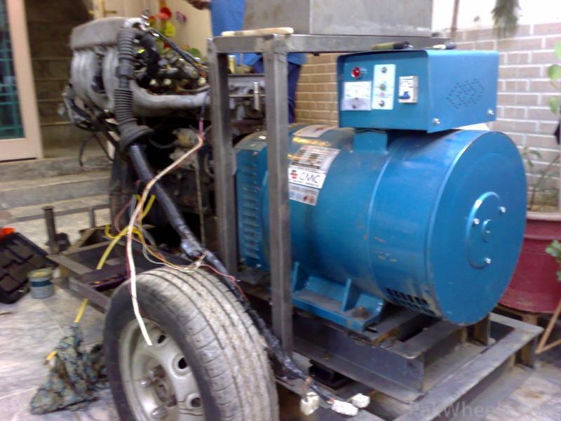 D.I.Y making generator at home - D.I.Y