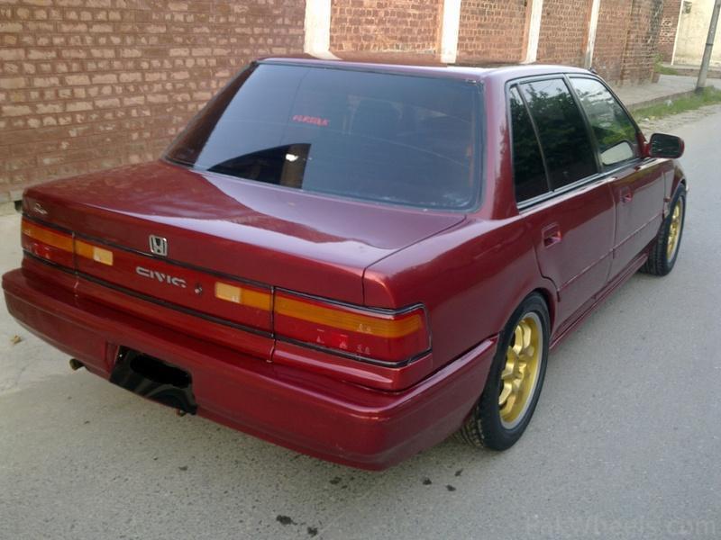 modified honda civic 1988 for sale lhr cars. Black Bedroom Furniture Sets. Home Design Ideas
