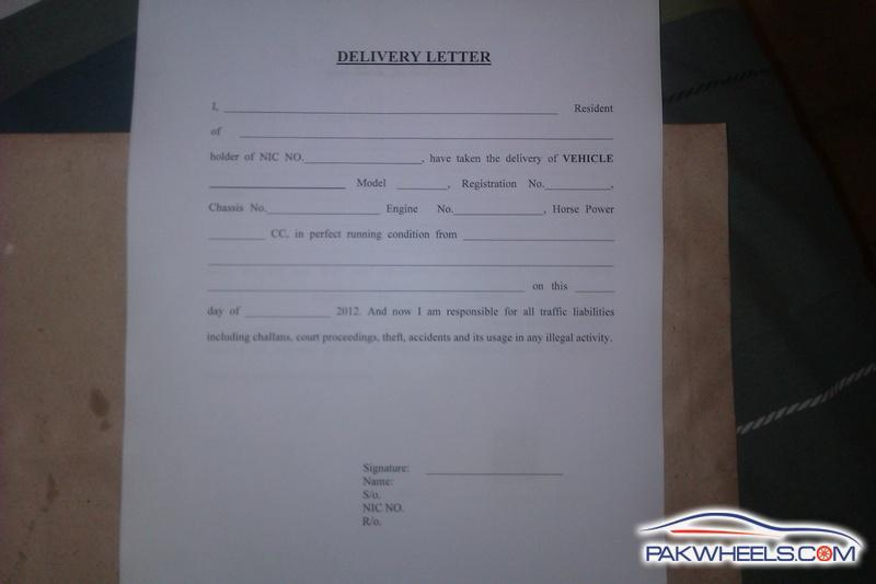Important Documents When Purchasing A Car Vehicle