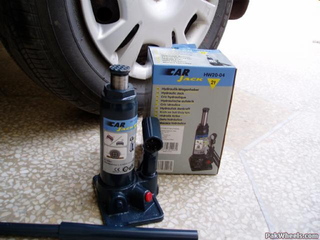 Got This Hydraulic Jack And Other Stuff General 4x4 Discussion