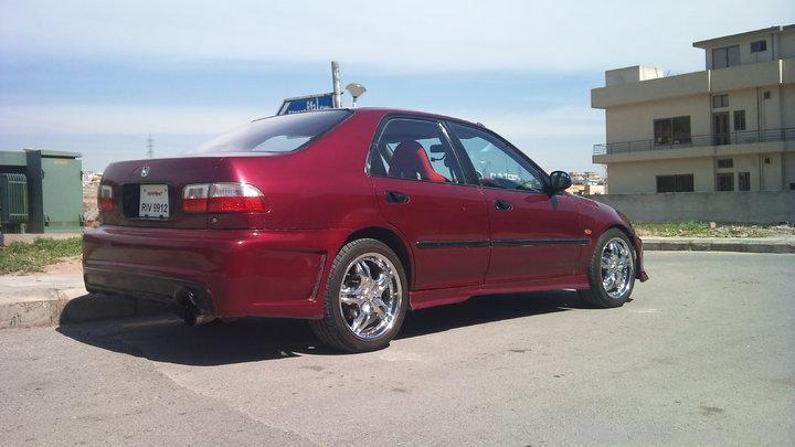 honda civic 1995 modified for sale cars pakwheels forums. Black Bedroom Furniture Sets. Home Design Ideas