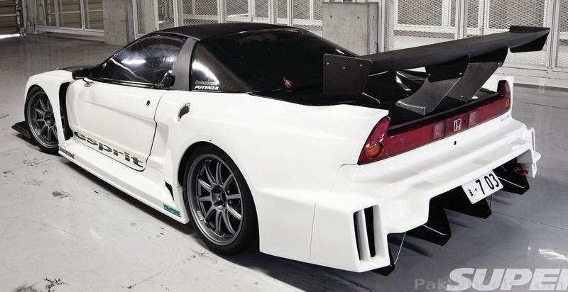 1994 Honda Nsx Type S Quot Modified Quot Vintage And Classic