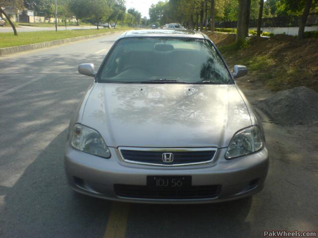 Honda civic vti oriel 99 for sale cars pakwheels forums for Honda civic 99 for sale