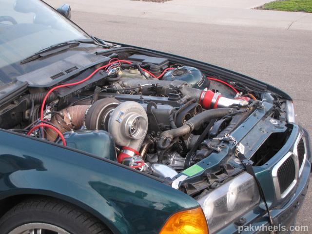 1JZ-GTE to BMW e36 conversion - D I Y Projects - PakWheels