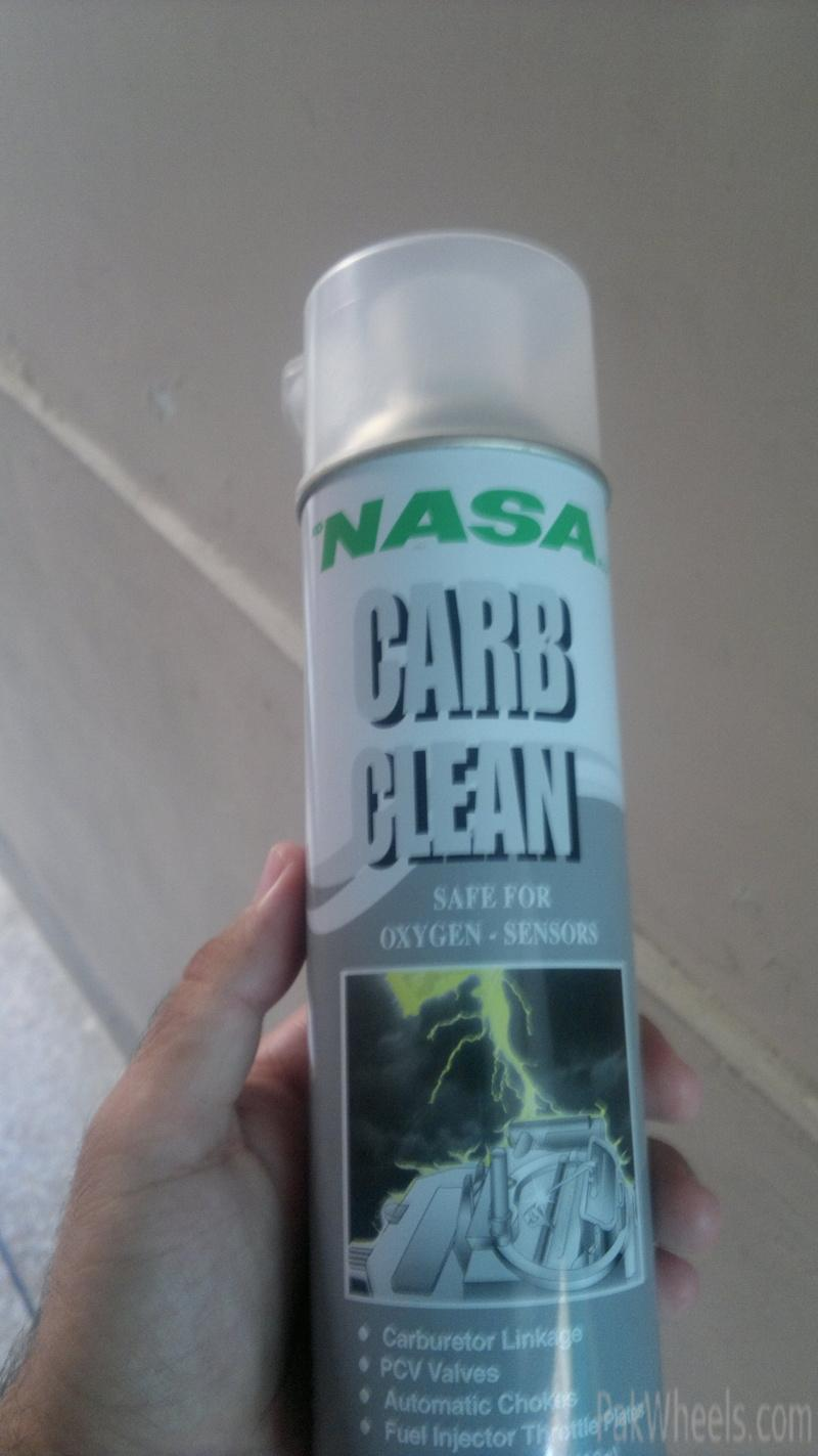 About Using Carb Cleaner D I Y Projects Pakwheels Forums