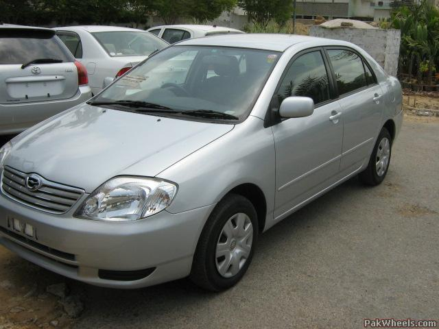 toyota corolla x 2003 for sale cars pakwheels forums. Black Bedroom Furniture Sets. Home Design Ideas