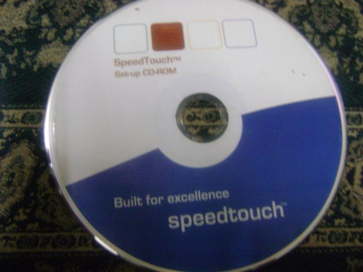 pilote speedtouch 330 windows 7