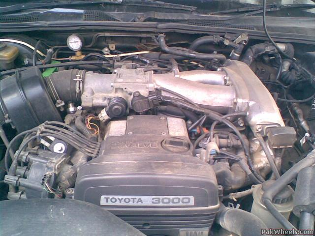 My Friend S Toyota Crown With Supra Engine N A