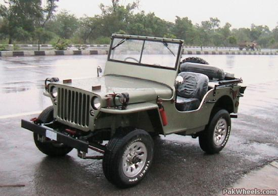 Jeep Lovers - General 4X4 Discussion - PakWheels Forums