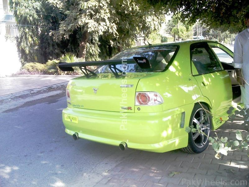 Honda Civic For Sale 1995 Parrot Green Modified Riced P Cars
