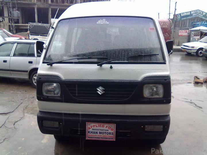 Suzuki Bolan For Sale In Karachi