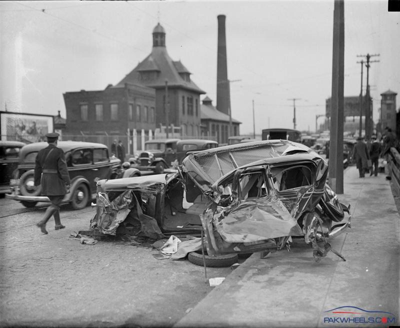 Vintage Auto wrecks from early 1930\'s - Vintage and Classic Cars ...