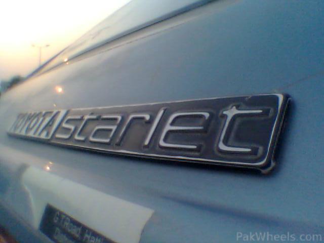F/s Toyota Starlet kp61 - Cars - PakWheels Forums