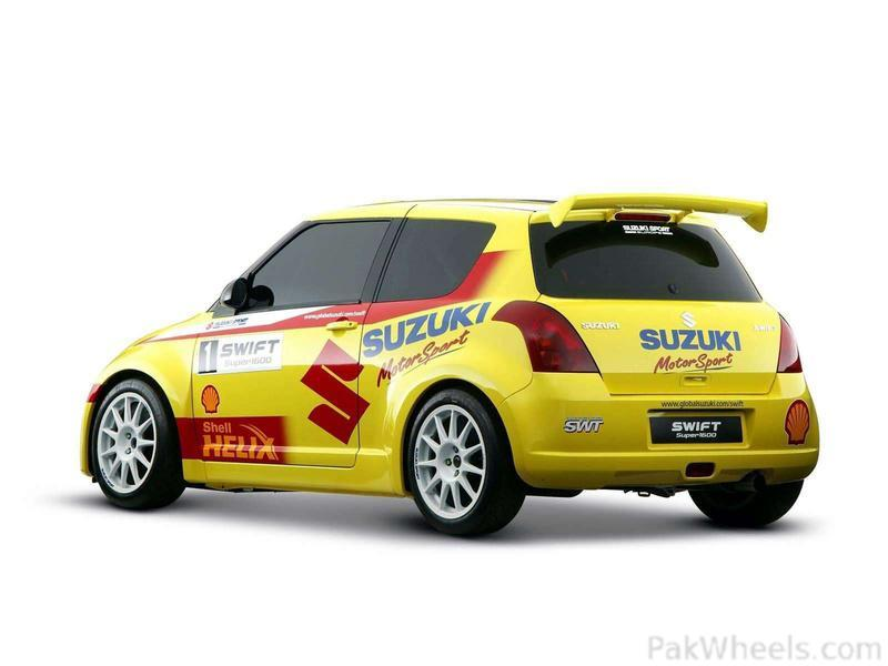 Suzuki Swift Pictures - Modified Swift Cars - Wheels Photography and ...