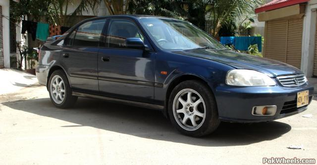 Honda Civic Vti Oriel 2000 For Sale - Cars - PakWheels Forums