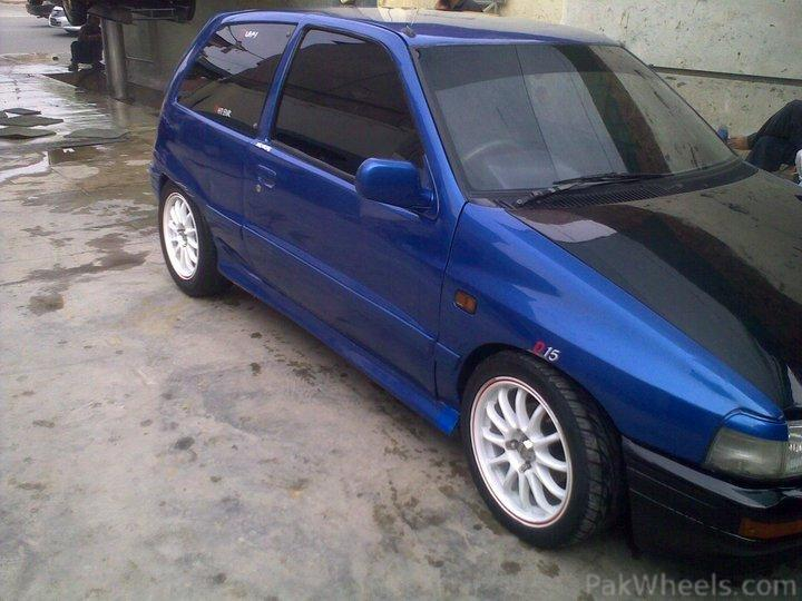 Modified Charade 88 Gtti Two Door For Sale Lhr Cars Pakwheels