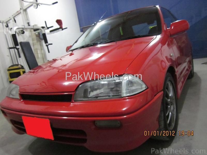 Suzuki Swift Gti For Sale Cars Pakwheels Forums