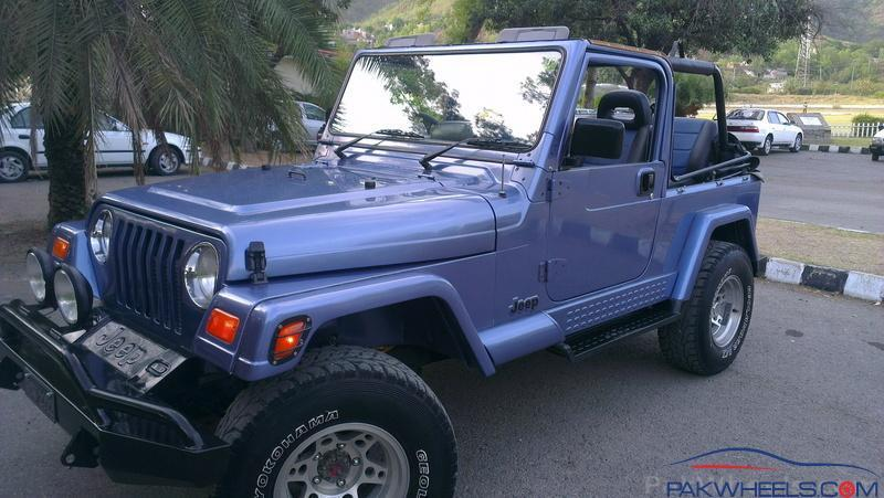 Selling My Jeep Wrangler Baltoro Sports General 4x4 Discussion