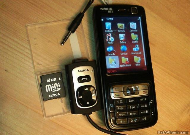 Nokia N73 ME For Sale - Non Wheels Discussions - PakWheels