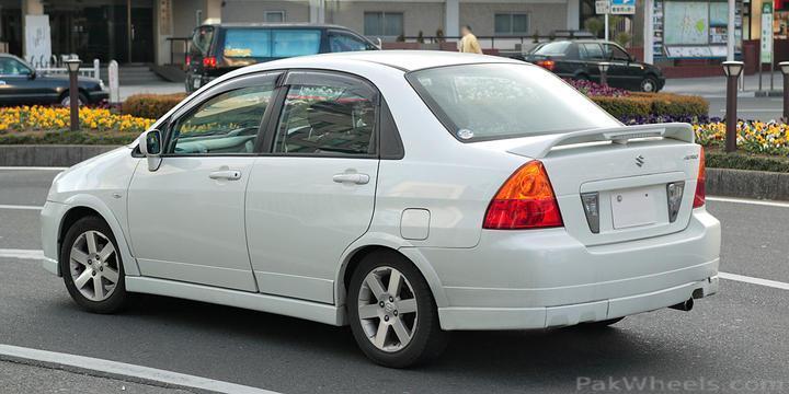 Frente De Suzuki Aerio
