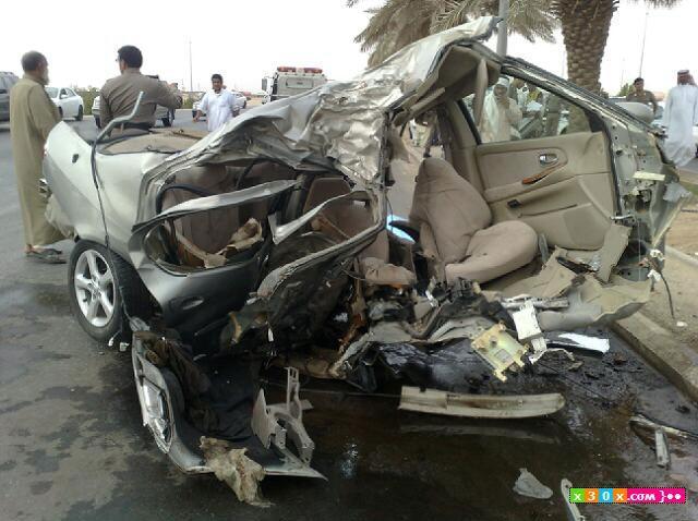 car accidents in saudi arabia