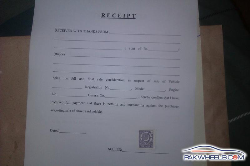 Letter Of Sale Car from fcache1.pakwheels.com