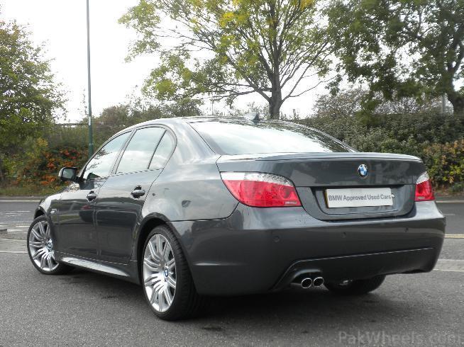 BMW I M SPORTS AUTOMATIC Cars PakWheels Forums - 2008 bmw 525i