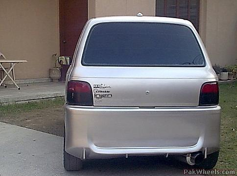 Modified Daihatsu Cuore Vintage And Classic Cars Pakwheels