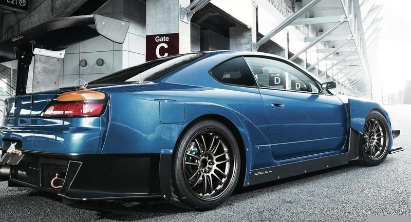 """2000 Nissan Silvia Spec-R (S15) """"MODIFIED"""" - Vintage and ..."""